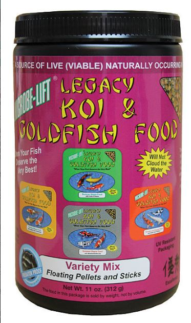 MICROBE-LIFT / LEGACY Variety Mix Fish Food