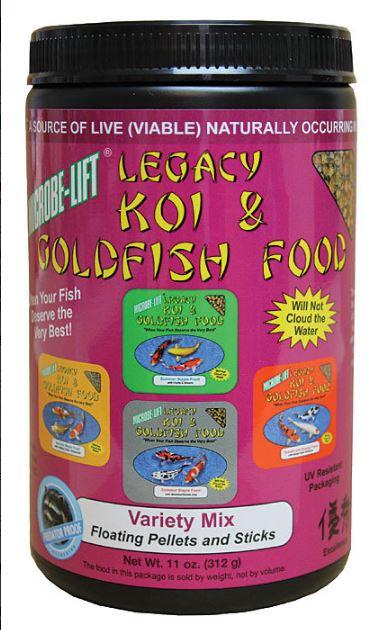 MICROBE-LIFT / LEGACY Variety Mix Fish Food