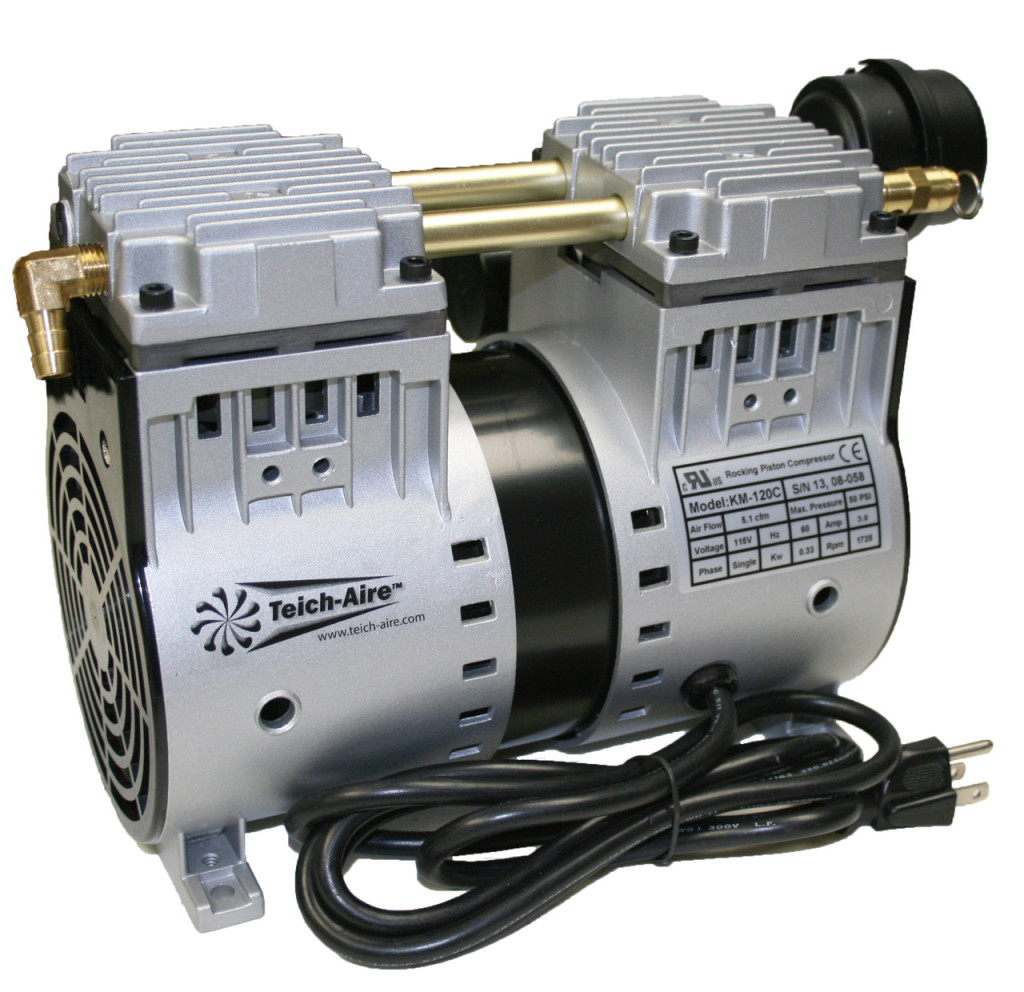 Kasco Teich-Aire Rocking Piston Compressors