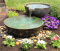 small water feature
