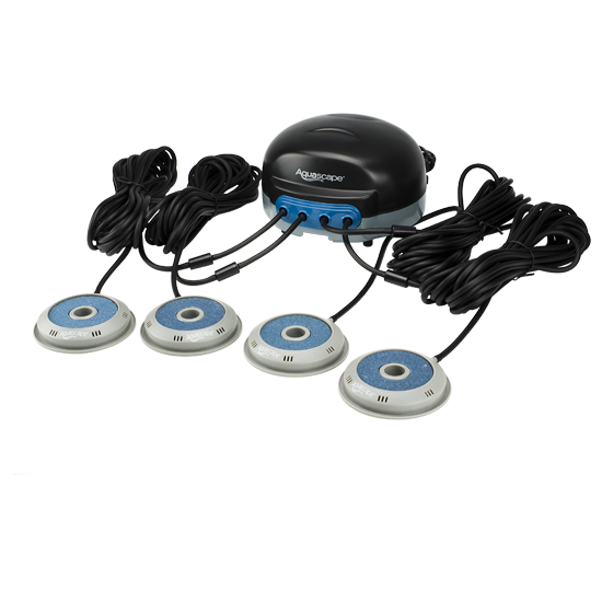 4-Outlet Pond Aerator